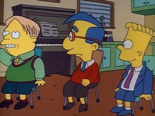 Simpson 8 (Das achte Gebot)