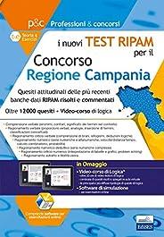 i nuovi Test Ripam Concorso Regione Campania: Quesiti attitudinali banche dati RIPAM risolti e commentati. Teo