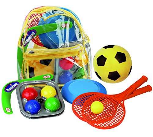 eug Softball Boomerang Boccia Frisbee Soft Tennis ()