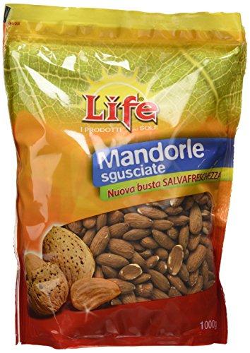 Life Mandorle Sgusciate - 1000 g