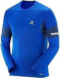 Salomon ml Agile LS TEE M T-shirt pour homme