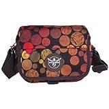 Chiemsee Umhängetasche Schultertasche Shoulderbag, Messenger Bag, 21 x 15 x 6 cm 2 Liter Schwarz...