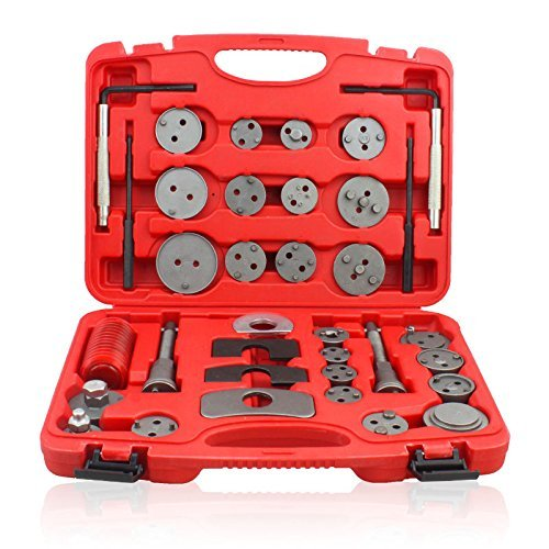 Hengda® 35tlg Bremskolbenrücksteller Rücksteller Bremsen Werkzeug Satz