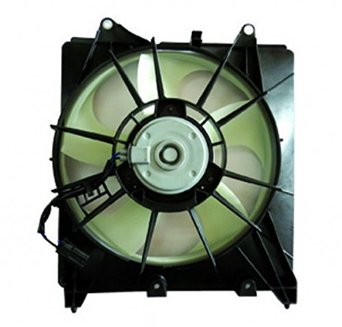 TYC Products 601480 Engine Cooling Fan Assembly