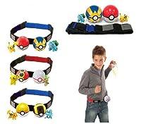 Pokemon Go Pokeball Game Toy With Belt Adjustable Chritmas Gifts