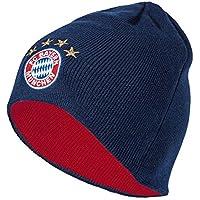"""FC Bayern München Wendewoolie """"Logo"""" Strickmütze Wendemütze21632"""