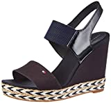 Tommy Hilfiger Women's E1285lena 44c1 Wedge Heels Sandals