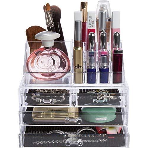 Crazy Gals Organizador Maquillaje Joyas Acrílico