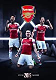 Arsenal Official 2019 Calendar - A3 Wall Calendar