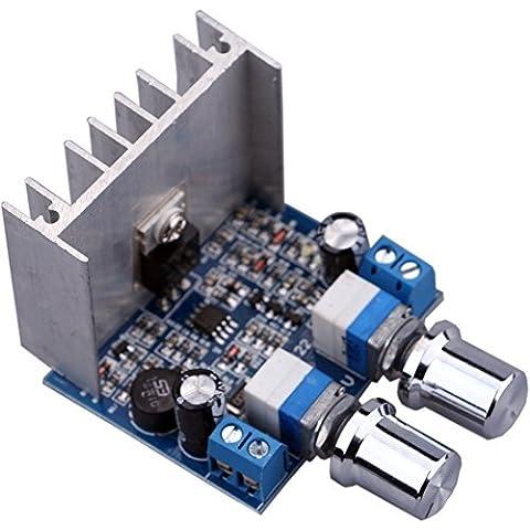 Yeeco LM358 Lineare di Potenza AC / DC 5-16V 0V