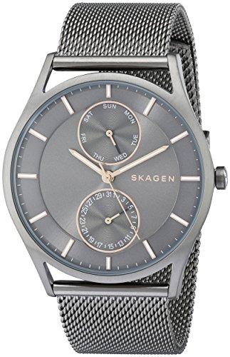 51yIUywrP1L - Skagen SKW6180 Holst Grey Mens watch