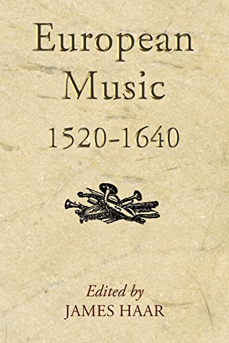European Music, 1520-1640 (5) (Studies in Medieval and Renaissance Music)