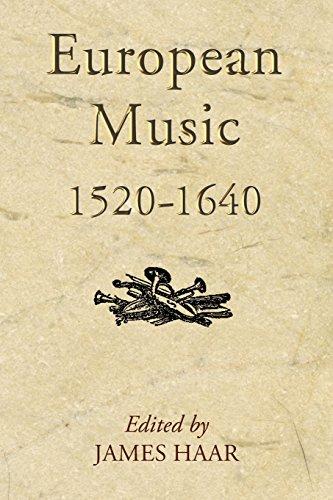 European Music, 1520-1640 (Studies in Medieval and Renaissance Music)