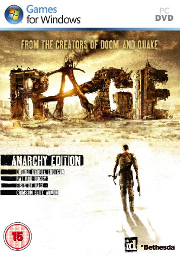 Preisvergleich Produktbild [UK-Import]Rage Anarchy Edition Game PC