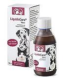 LiquidoCare® Niere Hund und Katze | Nahrungsergänzungsmittel bei Niereninsuffizienz | Mit Selen, Goldrute & Omega-3-Fettsäuren| 180 ml