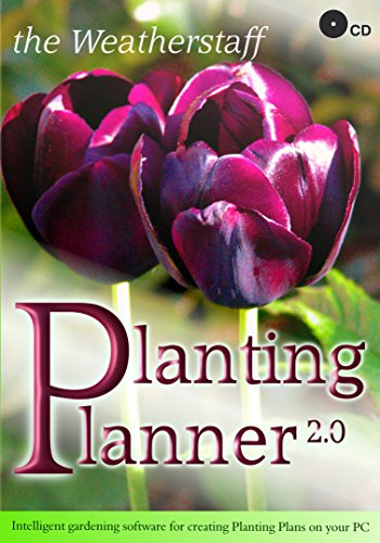 NO.1 HOME DESIGN# THE WEATHERSTAFF PLANTINGPLANNER 2, INTELLIGENT GARDEN DESIGN SOFTWARE FOR CREATING TAILOR-MADE PLANTING PLANS REVIEWS