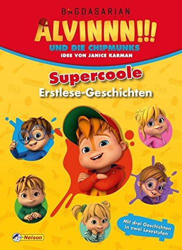 Preisvergleich Produktbild Alvinnn!!! und die Chipmunks: Supercoole Erstlese-Geschichten