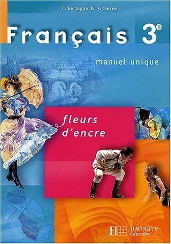 Français 3e : Fleurs d