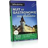 WONDERBOX - Coffret cadeau - NUIT ET GASTRONOMIE AU CHÂTEAU