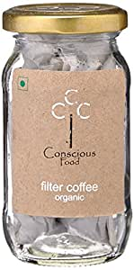 Conscious Food Organic Filter Coffee, 50g