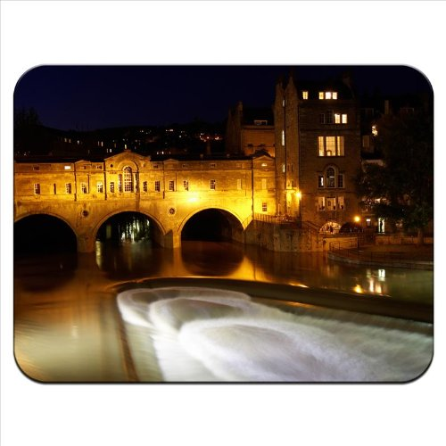 river-avon-in-bath-at-night-premium-quality-thick-rubber-mouse-mat-pad-soft-comfort-feel-finish