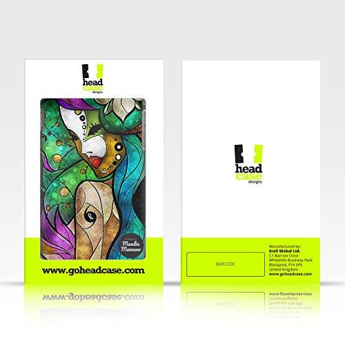 Ufficiale Mandie Manzano Boccioli 2 Sirena Cover Morbida In Gel Per Apple iPhone 6 Plus / 6s Plus Design 2