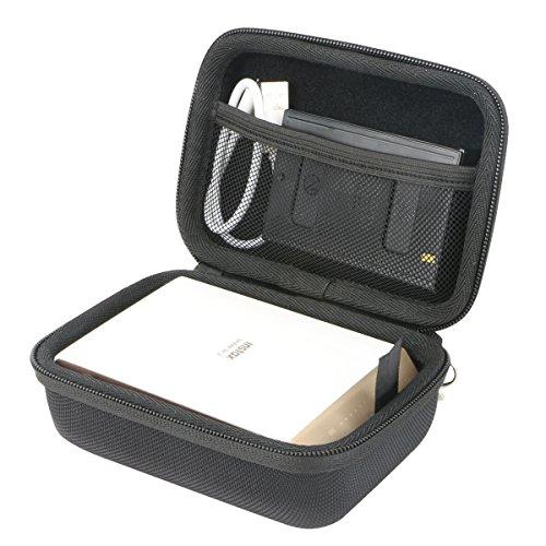 Khanka EVA Hart Reise Tragetasche Tasche Für Fujifilm Instax Share SP-2 EX D WiFi/Mobiler Drucker (Tragetasche Drucker)
