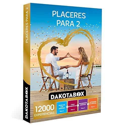 Dakotabox Placeres pour 2 Boîtes Cadeau, Mixte Adulte, Standard