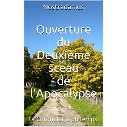 Deuxième sceau de l'Apocalypse (La chronologie du temps) (Les 7 sceaux de l'apocalypse t. 2)