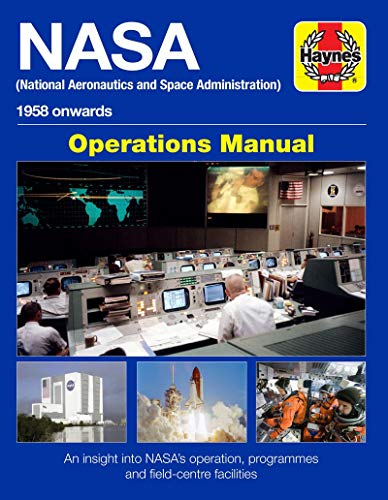 NASA Operations Manual: 1958 Onwards (Haynes Operations Manuals) por David Baker
