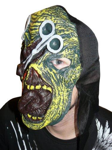 Seruna Li 01 , Grusel Maske für Halloween Kostüm, Themenparty, Halloweenmaske für Horror Kostüme, in Einheitsgröße , paßt jedem