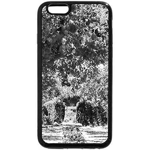 6S iPhone, iPhone 6 & bianco (nero),