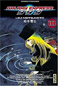 Galaxy Express 999 Edition simple Tome 10
