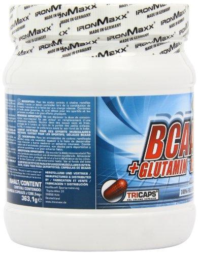 Ironmaxx BCAA's + Glutamin
