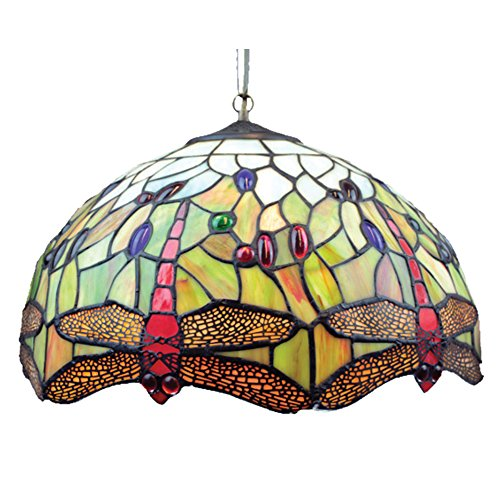 green-dragonfly-tiffany-ceiling-pendant-shade-pm05s