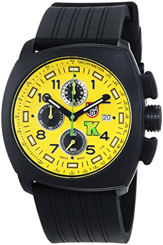 Herren-reloj cronógrafo Luminox con mecanismo de cuarzo para 1105