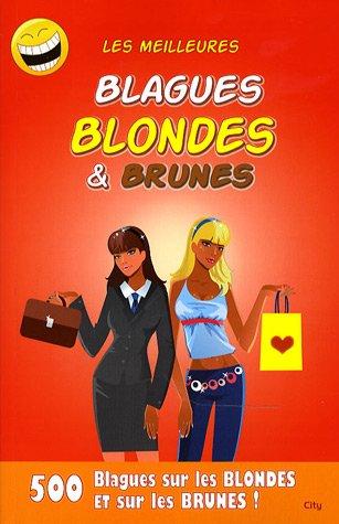 Les meilleures blagues blondes et brunes