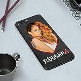 IMAGICOM Rihanna Sticke, PVC, Multicolore, 19x 11x 0,01