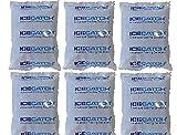 6 Kühlakkus Kühlelemente für Styroporbox 2 Stück 170g 2 Stück 230g 2 Stück 460g