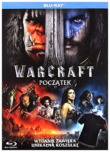 Warcraft + T-shirt (BOX) [Blu-Ray] [Region Free] (IMPORT) (Keine deutsche Version)