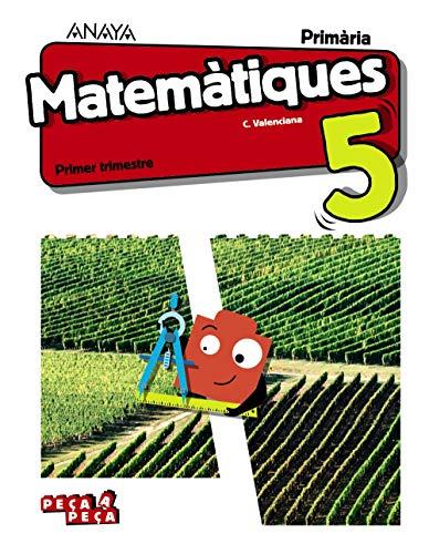 Matemàtiques 5. (Peça a peça)