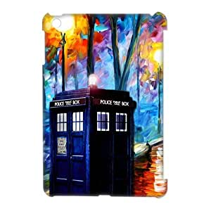 DiyCoverStore Personalized Tardis Doctor Who Police Box Ipad Mini 2 Best Durable Cover Case Gift Idea