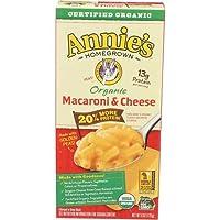 Annie'S - Organic Macaroni & Cheese 6 Oz. 171250