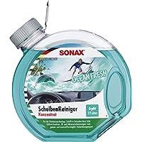 SONAX 03884000 Scheibenreiniger Konzentrat Ocean-Fresh 3 l