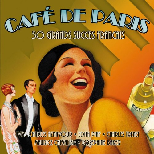 Cafe De Paris- 50 Grands Succe...