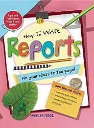 Reports (Qeb How to Write...)