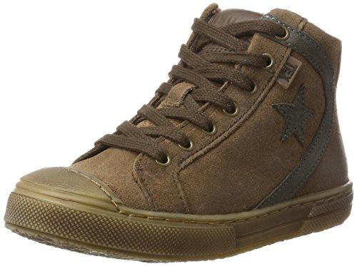 Bisgaard Unisex-Kinder Schnürschuhe Hohe Sneaker, Braun (306-1 Praline), 38 EU