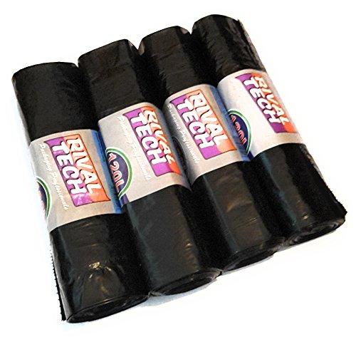 40St. Party sacchetti di immondizia/sacchi–120litri (extragrossen apertura) con laccetto, carico massimo 15kg, confezione risparmio 4X 10St.