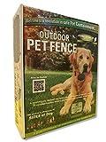 Outdoor Pet Fence - Elektronischer Hundezaun für Außenbereiche mit wiederaufladbaren Batterien (inklusiv)