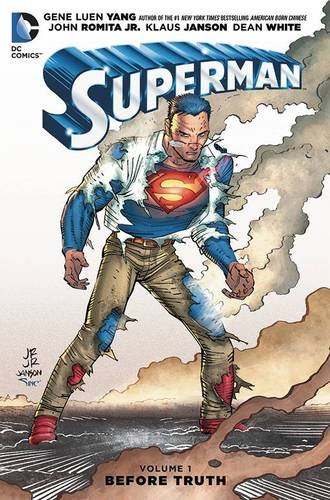 Superman HC Vol 1 Before Truth